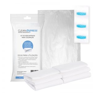1366 - KIT COLORACAO CLEAN EXPRESS